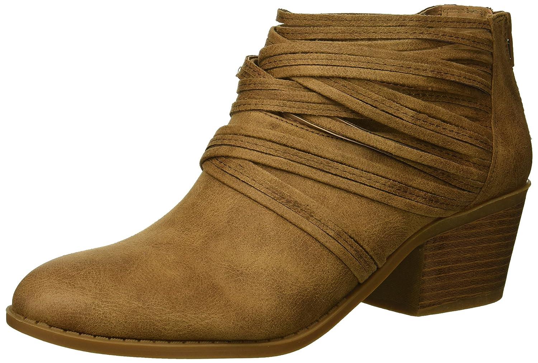 Fergalicious Women's Barley Ankle Boot B07B9W2KR5 8 B(M) US Sand