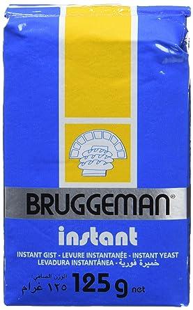 Bruggeman Instant Levadura - 12 Paquetes de 125 gr - Total: 1500 ...