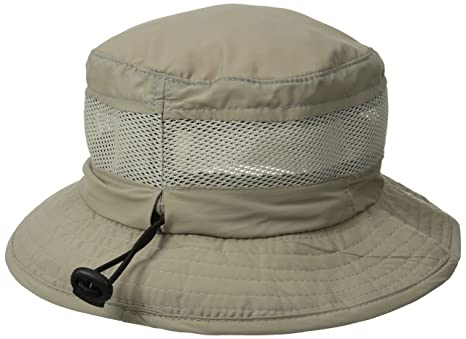 508f8b724a3 Stetson Men s Insect Shield Flap Boonie Hat at Amazon Men s Clothing store
