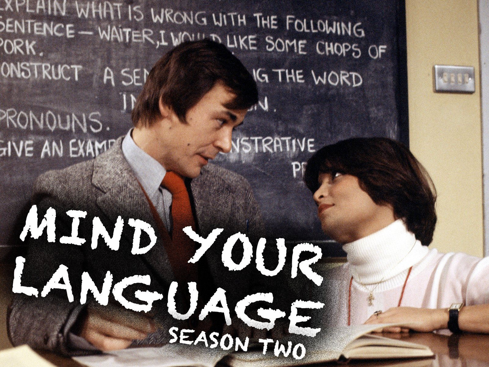 Watch mind your language | prime video.