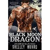Black Moon Dragon (Dragon Investigators Book 3)