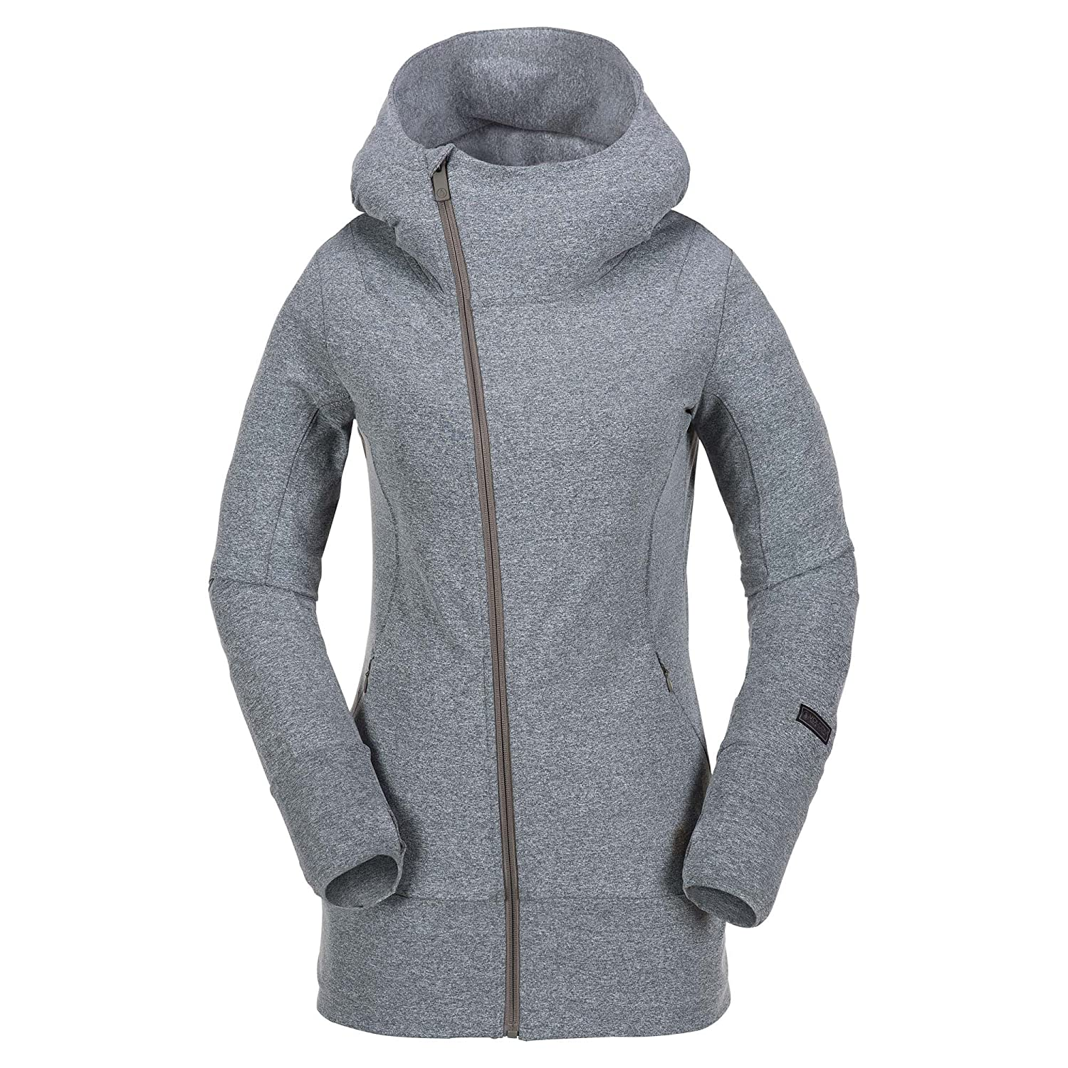 Volcom Womens Vallican Full Zip Snow Baselayer