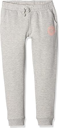 Roxy Owls Guru - Pantalón de chándal para niña, color negro , talla ...