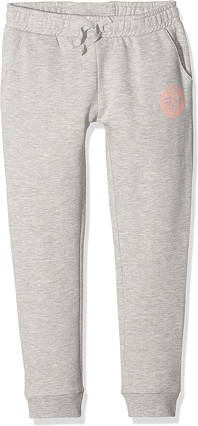 Roxy Owls Guru - Pantalón de chándal para niña, color negro ...