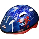 D'arpèje Spiderman - Set de 2 protecciones + casco, multicolor