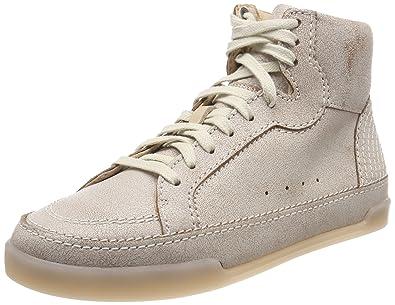 Damen Hidi Haze Hohe Sneaker Clarks GOt6i9r
