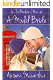 A Model Bride: Sweet and clean Christian New Year's Eve romance in London and Scotland (The Macleans Book 1)