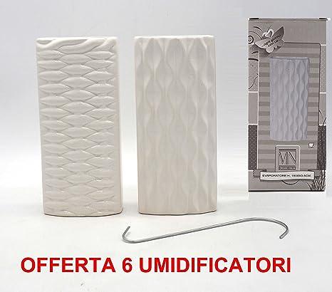 Oferta 6 umidificatori cesta Radiador vaporizador cerámica humidificadores Estufa Calefactor