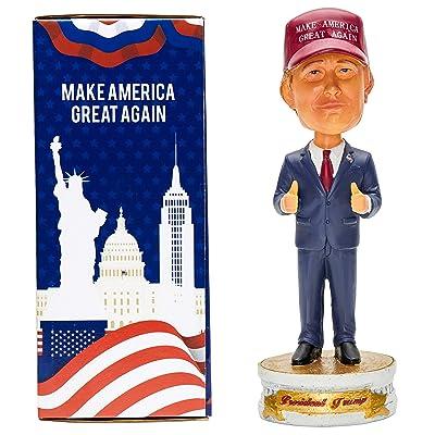 REMCO's President Donald J Trump Bobblehead, Make America Great Again!: Toys & Games