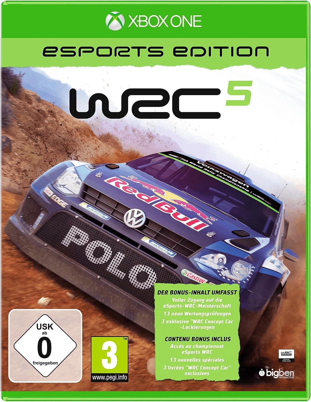 WRC 5 - eSport Edition [Importación Alemana]: Amazon.es: Videojuegos