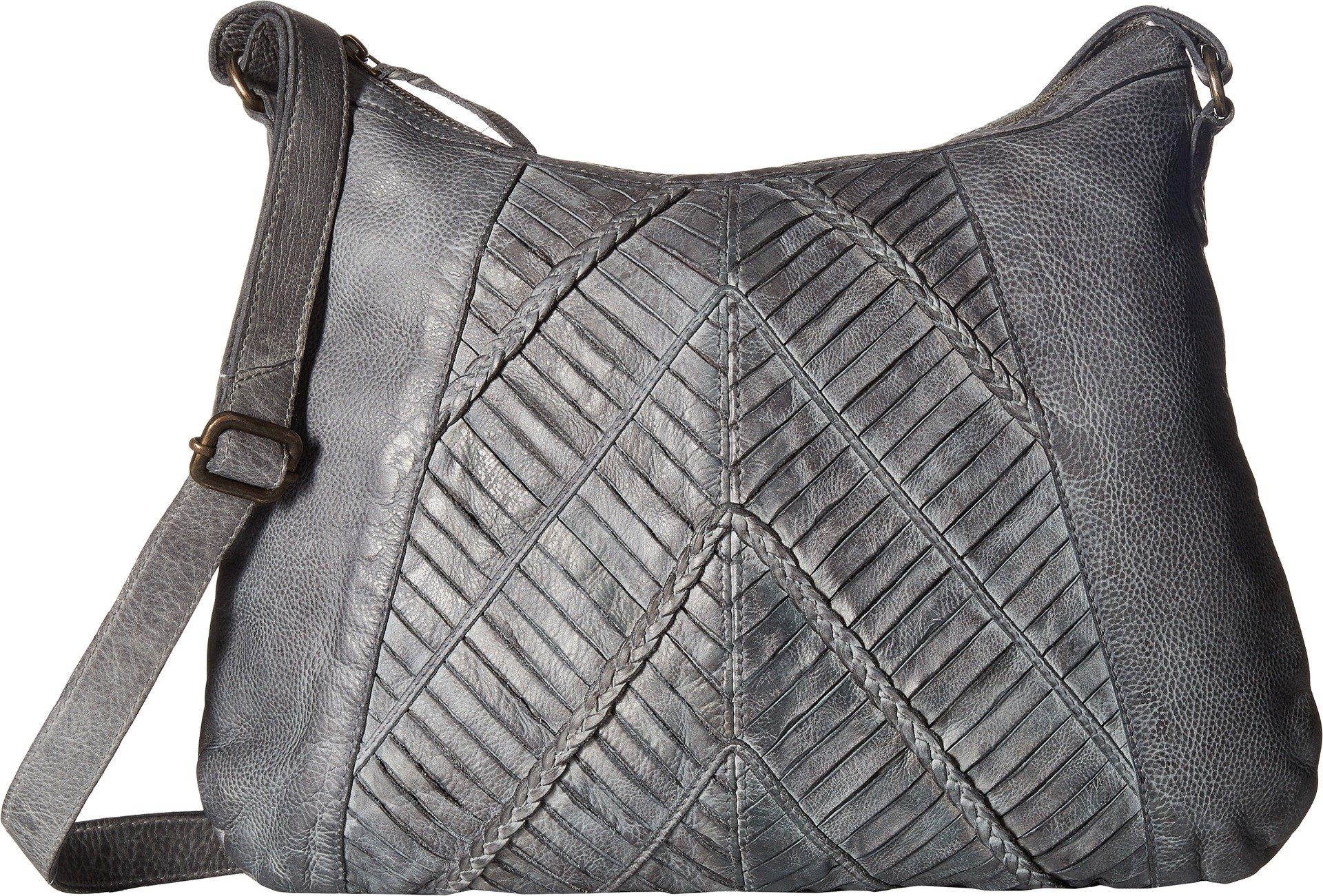 Amsterdam Heritage Women's Groen Grey Handbag