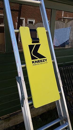Escalera ergonómica para - todas las nuevas - de trabajo up a escalera para cama elástica más - Carcasa rígida para la rodilla/muslo comodidad para Rebecca hose: Amazon.es: Bricolaje y herramientas