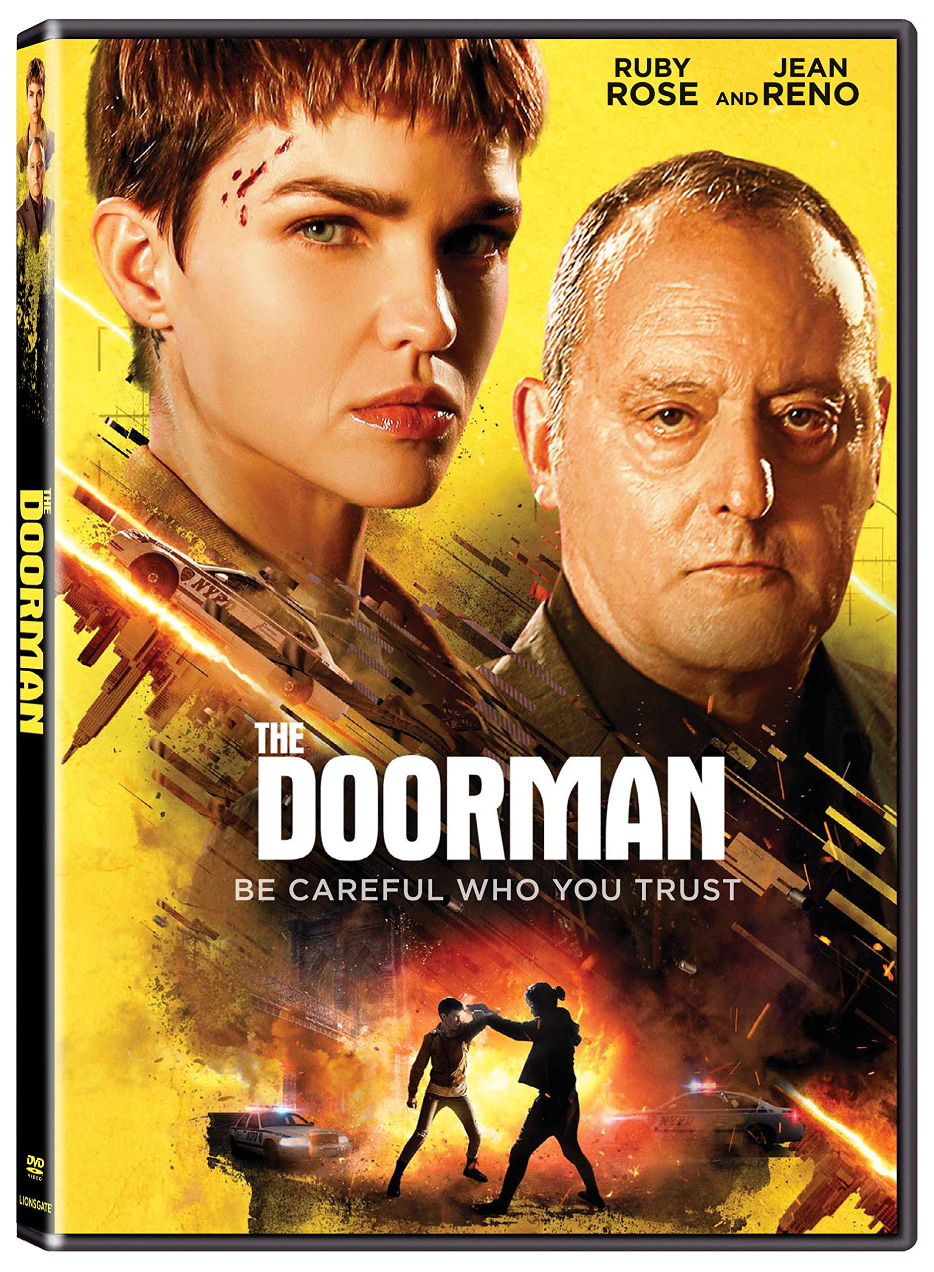 Book Cover: DOORMAN