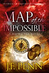 Map of the Impossible (Mapwalkers Book 3) Kindle Edition