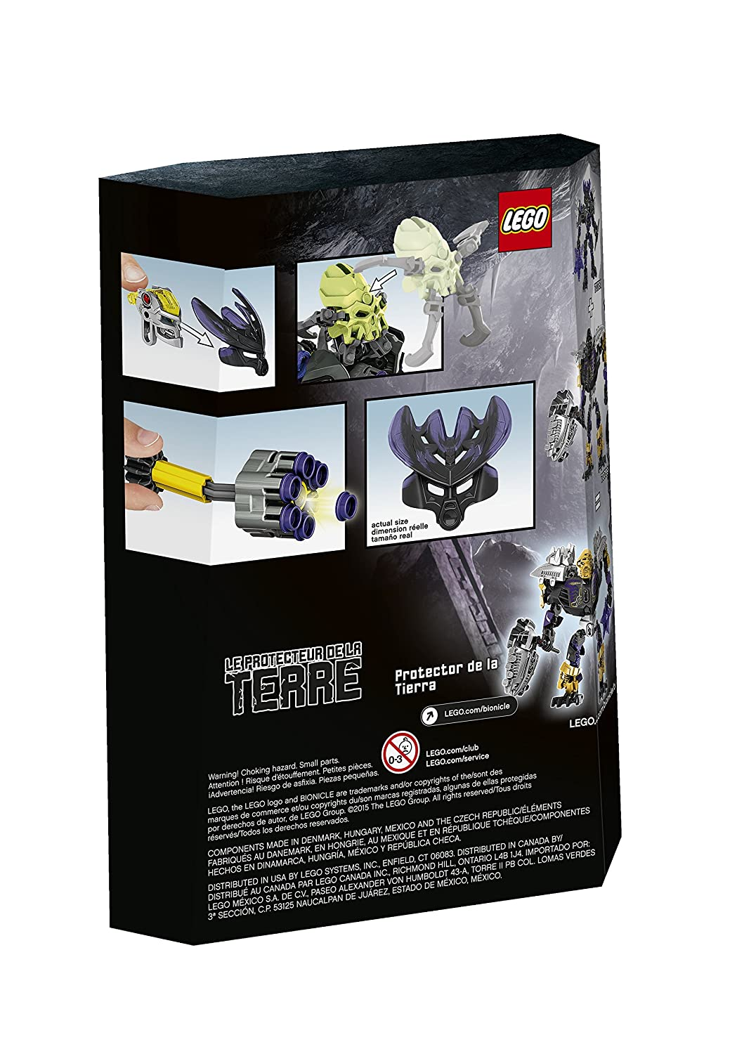 LEGO Bionicle 70781 Protector of Earth Building Kit 6100381