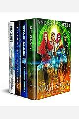 The Magi Saga Starter Library: Epic Magical Adventure Kindle Edition