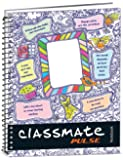 Classmate Pulse Selfie Single Line 6-Subject Notebook - 297mm x 210mm, 60GSM, 180 Pages