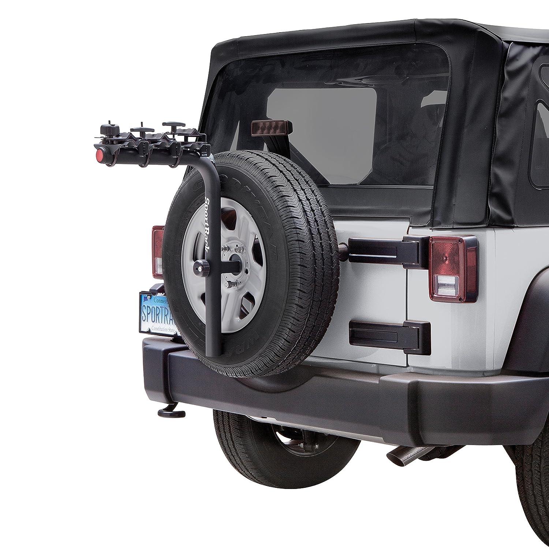 Black Thule Inc. SportRack SR2813B Pathway Spare Tire Rack