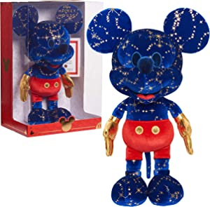 Disney Year of the Mouse Collector Plush Fantasia Mickey Mouse, Amazon Exclusive