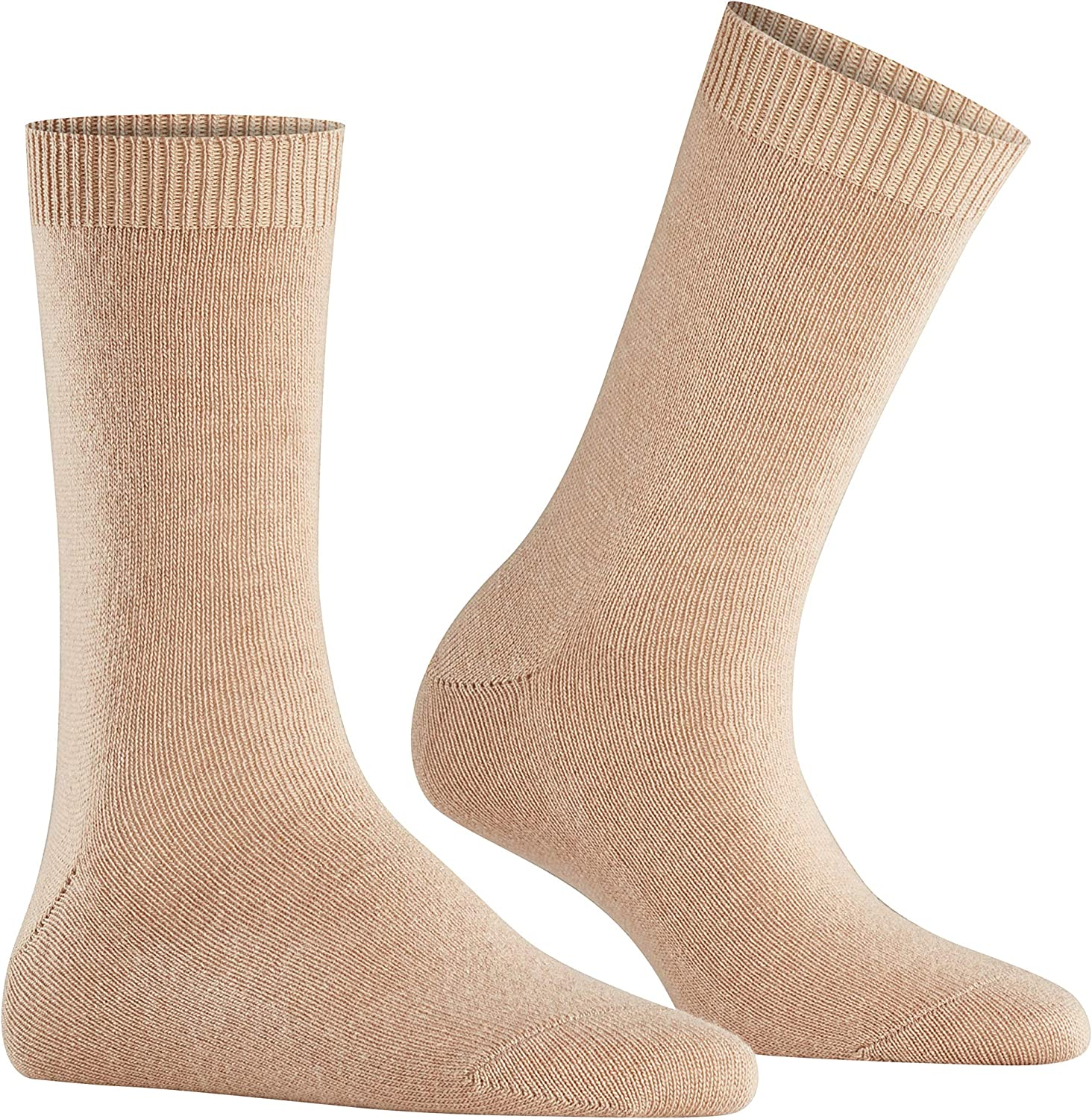 ankle support Cushioned anti blister breathable EU 35-42 In Grey or Navy 1 Pair quick dry Merino Wool Blend UK sizes 2.5-8 warm FALKE Womens Stabilizing Wool Hiking Socks