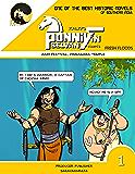 Ponniyin Selvan Comics: in ENGLISH (Fresh Floods - Aadi Festival -Vinnagara Temple Book 1)