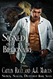 Signed Over to the Billionaire (Signed, Sealed, Delivered Book 7)