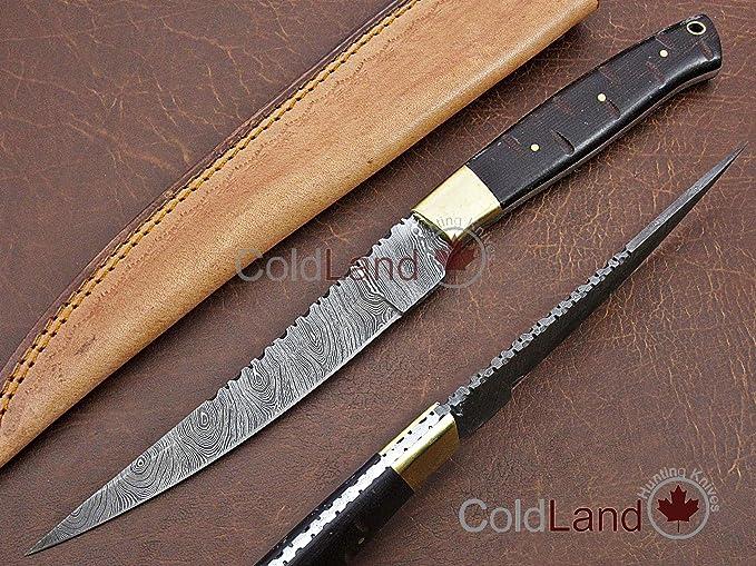 ColdLand UHF01-1 - Cuchillo de Filete de Pescado (Acero de ...