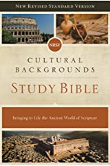NRSV, Cultural Backgrounds Study Bible, eBook: Bringing to Life the Ancient World of Scripture Kindle Edition