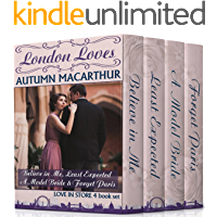 London Loves: Four sweet and clean inspiring Christian romances from the Love in Store series