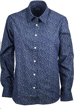 Lady Law - Camisas - para mujer turquesa S: Amazon.es: Ropa y accesorios