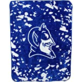 Duke Blue Devils 63 x 86 Soft Raschel Plush Throw Blanket
