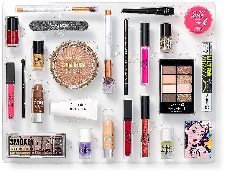 Make Up Weihnachtskalender.Make Up Adventskalender Beautiful X Mas 2018 Youstar 24 Hochwertige Produkte Geschenkset