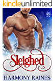 Sleighed: BBW Holiday Bear Shifter Paranormal Romance (Christmas Bears Book 1)