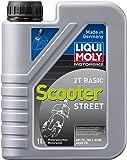 Liqui Moly 1619 - Aceite mineral para motores de scooters de 2 tiempos (1 L)