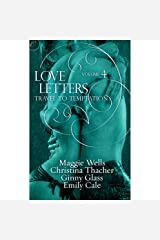 Travel to Temptation: Love Letters, Book 4 Audible Audiobook