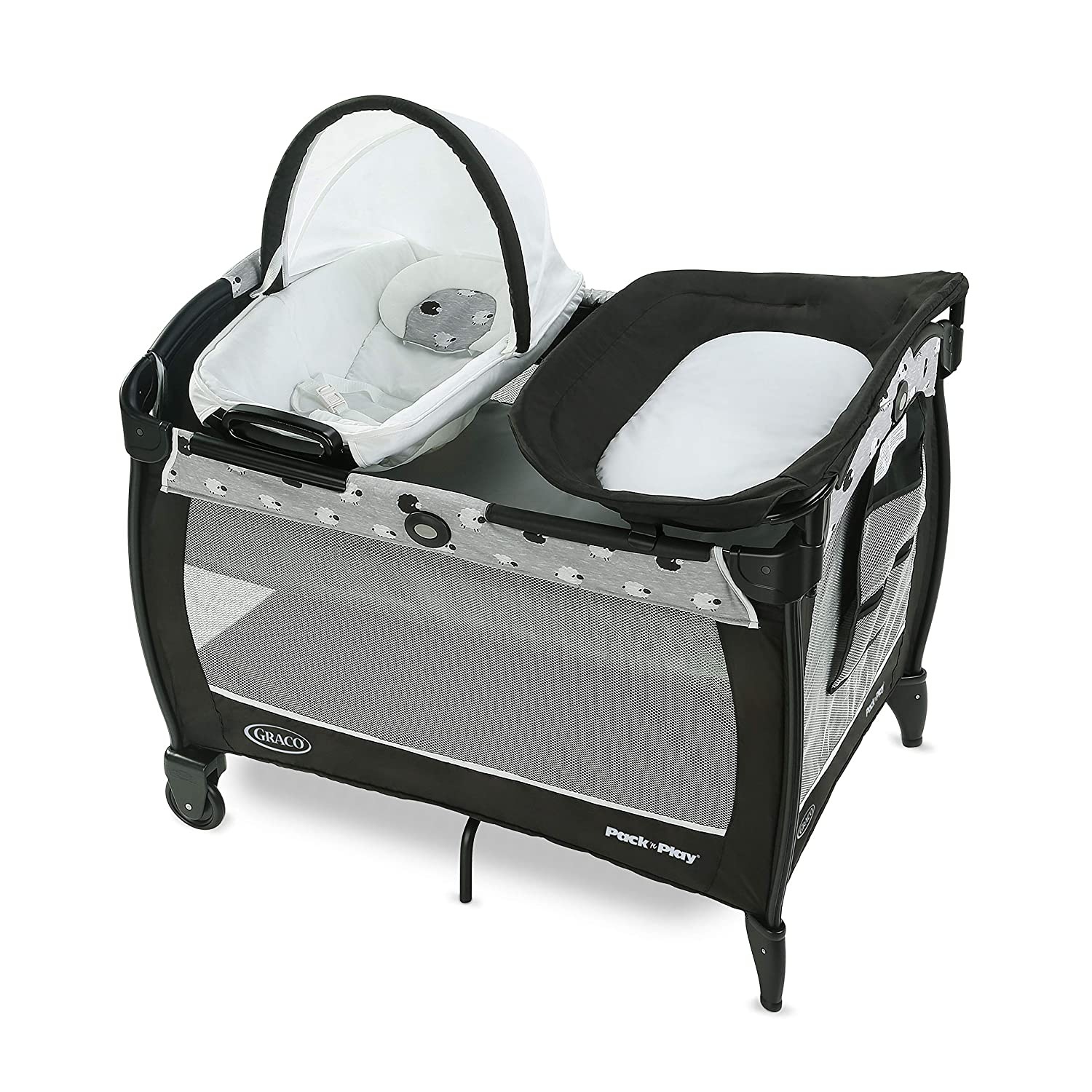Graco Pack 'n Play Close2Baby Playard, Lyle