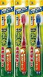 【まとめ買い】生葉(しょうよう)極幅ブラシ 歯ブラシ レギュラーヘッド ふつう×3個