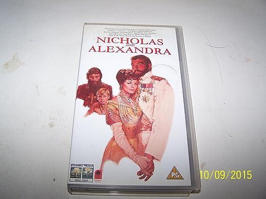 Nicholas and Alexandra [Francia] [VHS]: Amazon.es: Michael