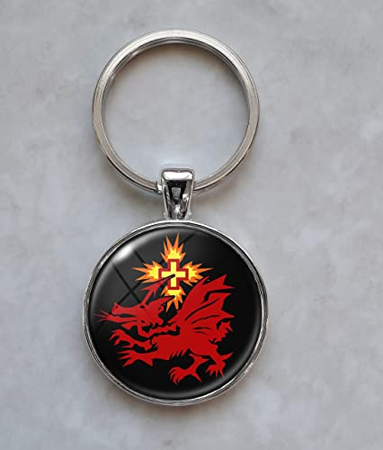 Amazon choose quote dracula order of dragon vampire keychain choose quote dracula order of dragon vampire keychain aloadofball Gallery