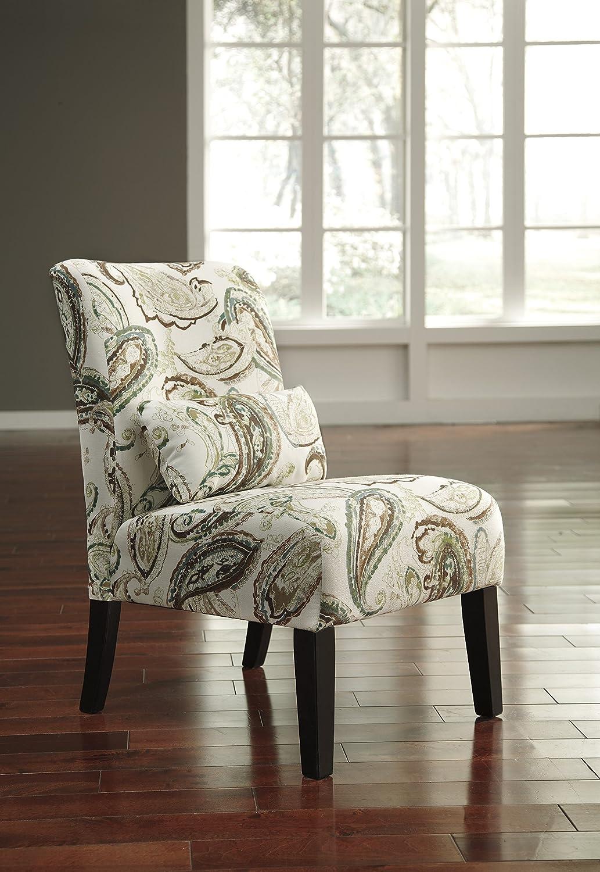 Classic Ultra Comfortable Linen Fabric Living Room Accent Chair Fabric Living Room Accent Chairs