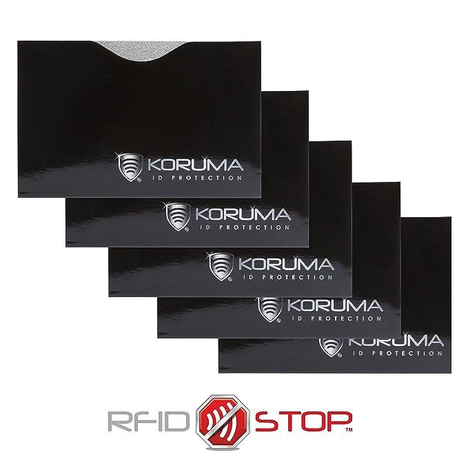 Koruma - Protector contra robo para tarjetas de crédito y débito (HBLS 5)
