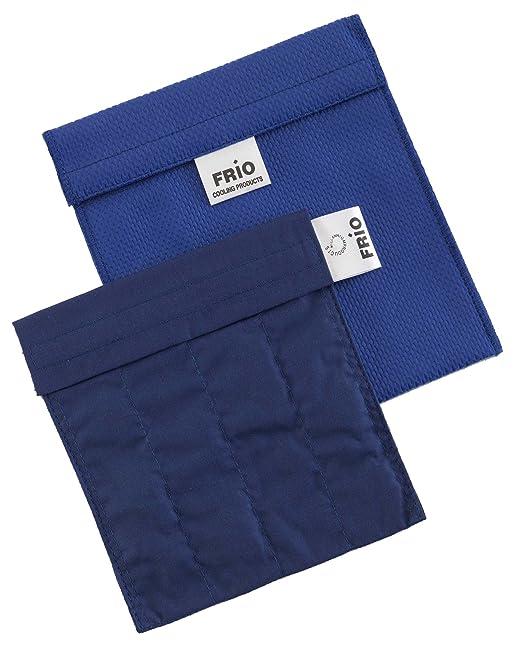 Frio - Bolsa isotérmica para mantener insulina, color azul, 14 x ...