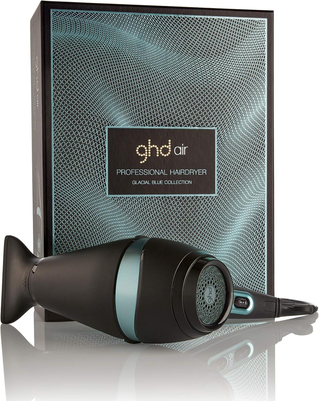 ghd air glacial blue - Secador de pelo profesional con tecnología iónica nueva: Amazon.es: Salud y cuidado personal