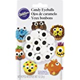 Wilton 710-0133 Candy Eyeballs, Large