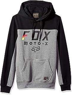 Fox Mens Speedway Pull Over Fleece