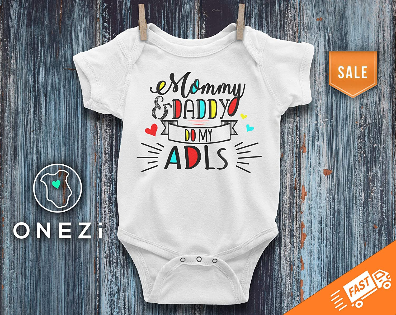 c8a877f7e Occupational Therapy Baby Onesie