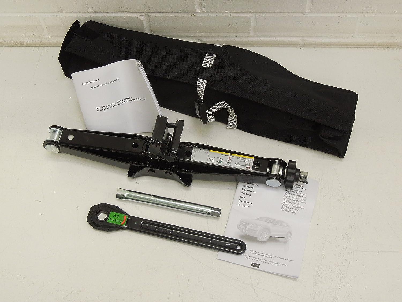 audi q5 jack with storage bag and tools new genuine amazon co uk rh amazon co uk manual usuario audi q5 2018 manual usuario audi q5