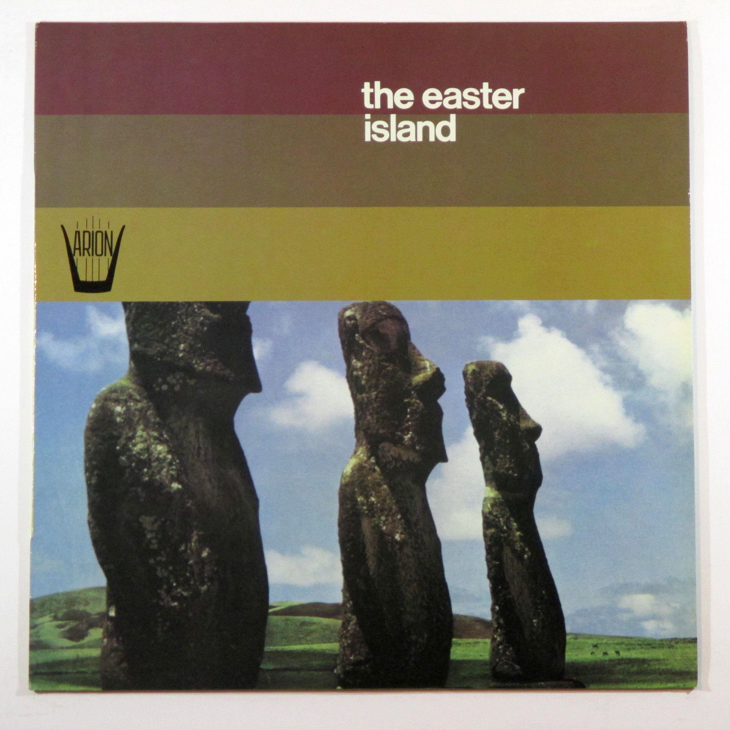 The Easter Island: Documents Collected and Recorded Live By Claude Jannel by Arion / Peters International FARN 91040