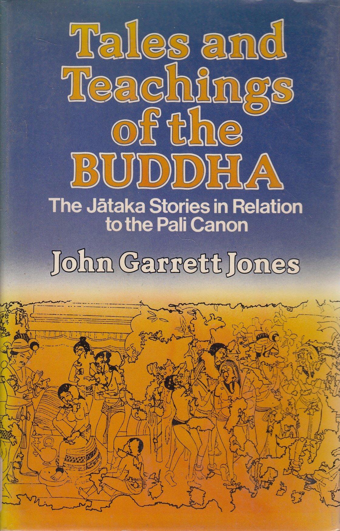 Garrett-Jones Tales and Teachings cover art