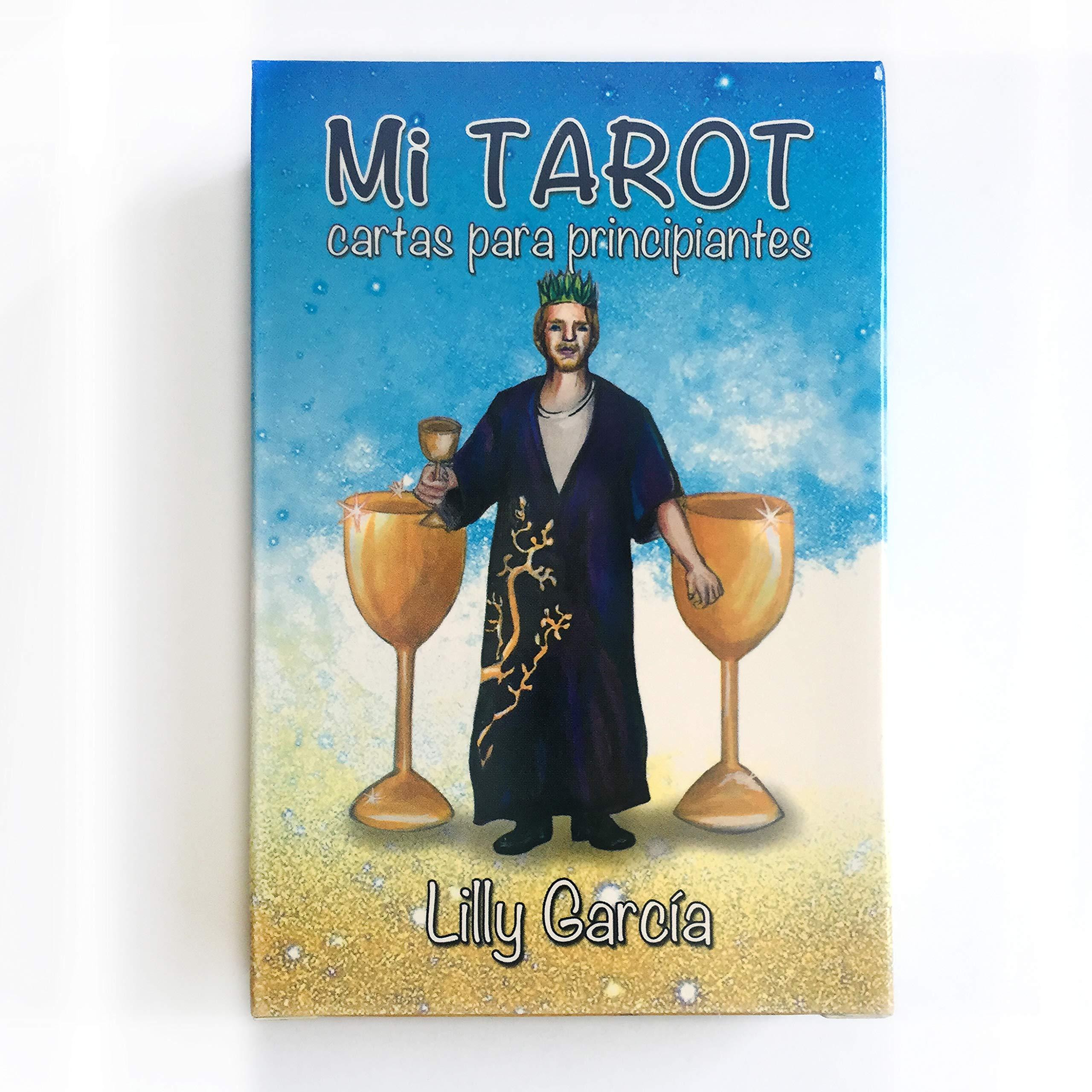 Mi Tarot: Cartas para Principiantes: Lilly Garcia, Gilda ...